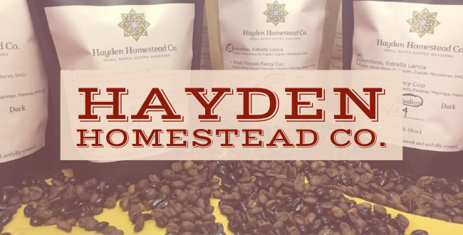 Hayden Homestead Co. | A Family Coffee Co.