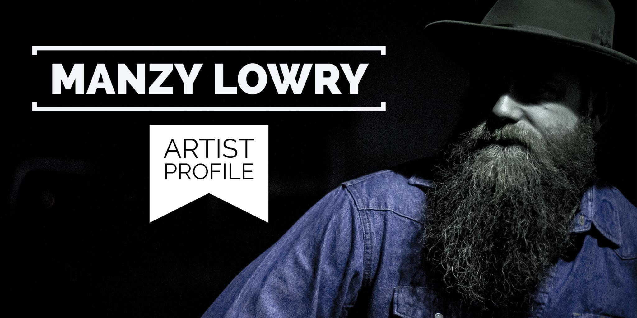 Manzy Lowry   Artist Profile