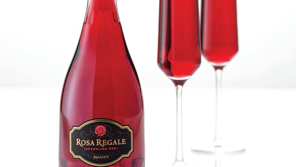 Rose Regale sparkling