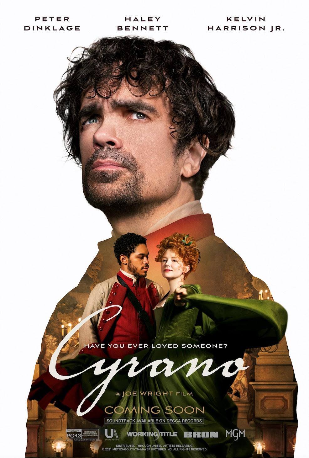 CYRANO Official Trailer