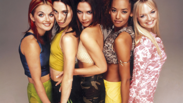 Spice Girls 'Wannabe 25' Merch capsule collection