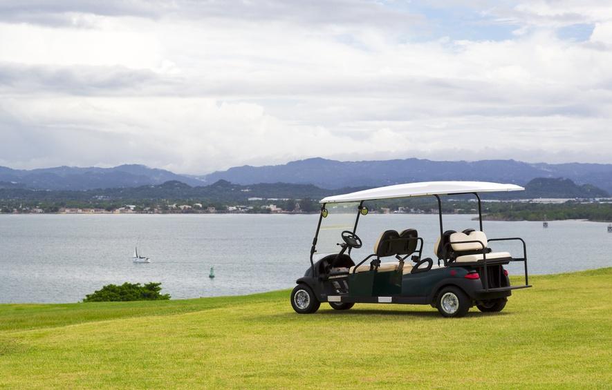 Golf Cart Maintenance