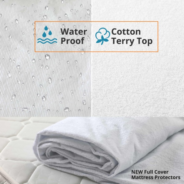 mattress protector small double