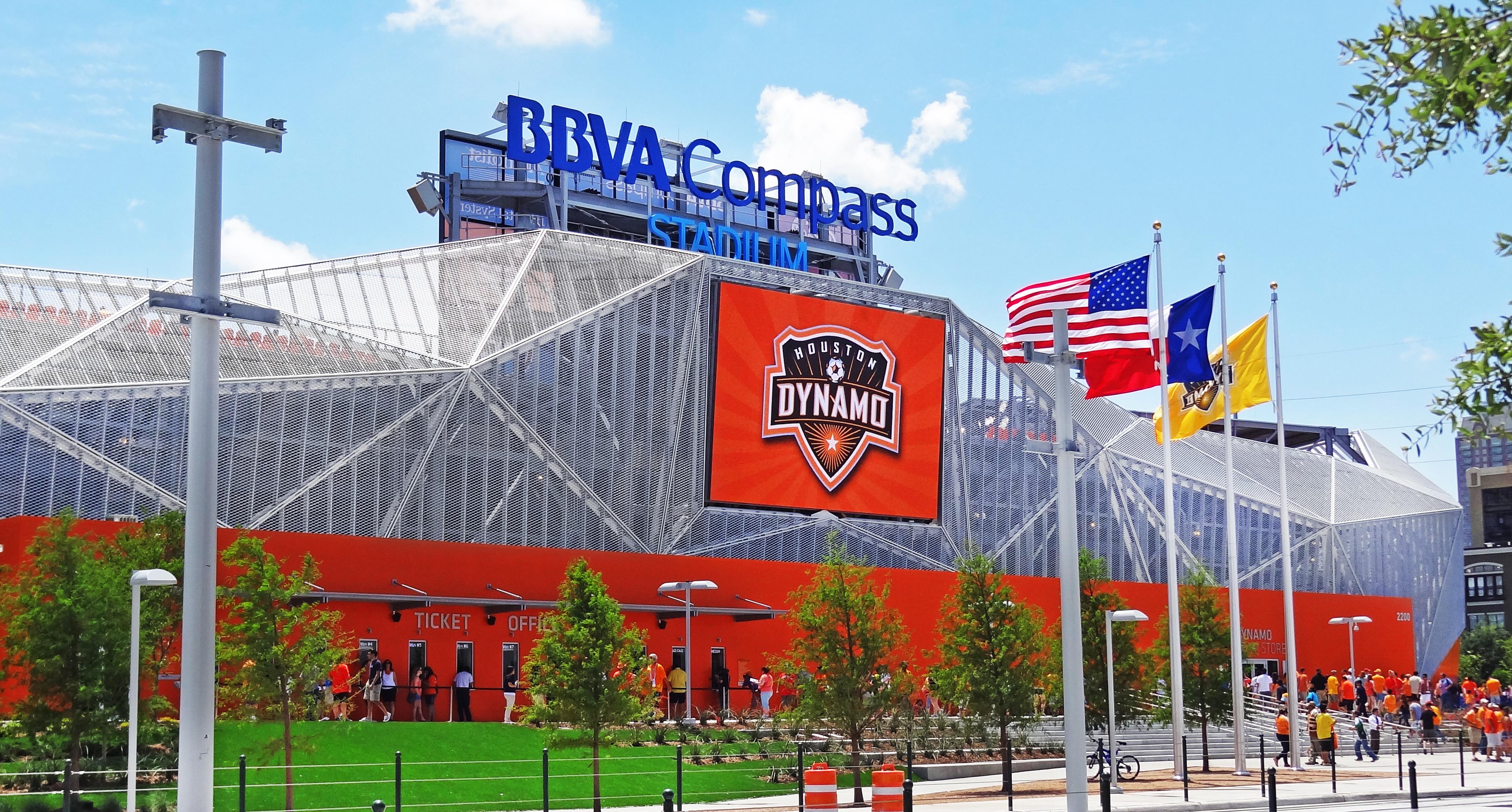 BBVA_Compass_Stadium,_North_Facade