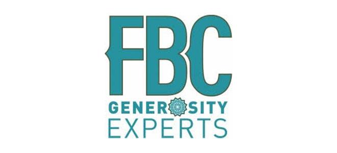 FBC Generosity Experts Logo