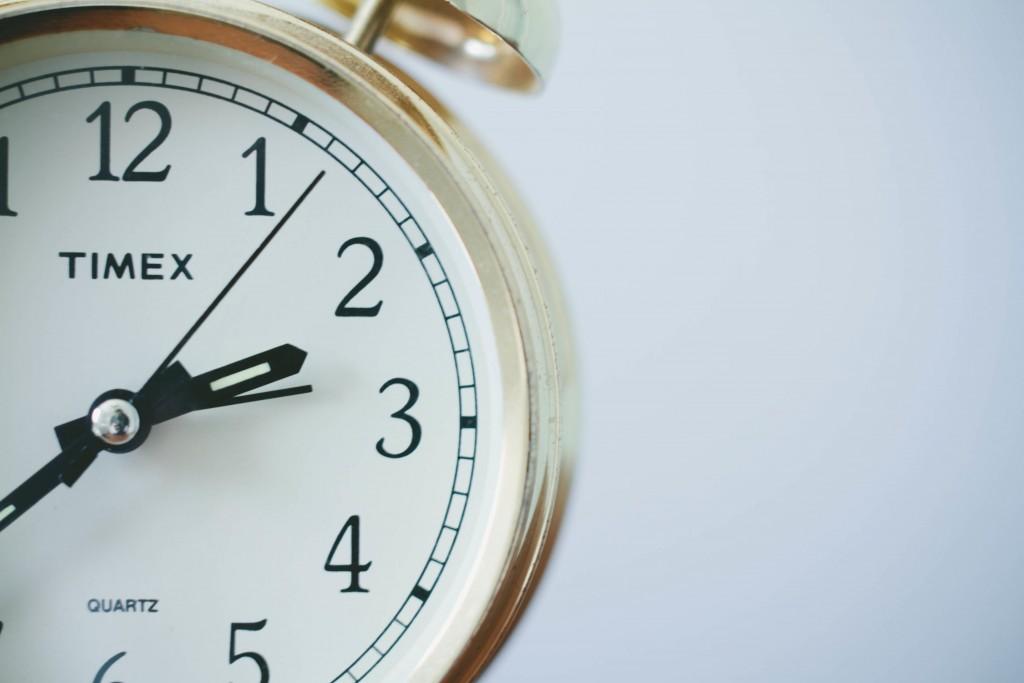 Clock, by Sonja Langford