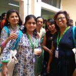 From Pune, Namrata Phadnis, Megha Shimpi, Pratibha Chandran, Manaswini Prabhune, Prachi Bari.
