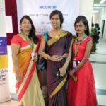 VJs Nagmani, Priyanka and Suprithi.