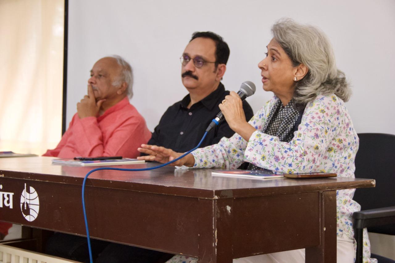 Pune workshop Ghaswalla Seshan Deshmukh