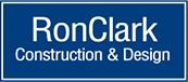 Ron Clark Construction & Design Logo