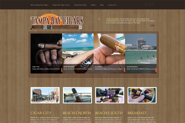 BWS Project - Tampa Bay Cigars