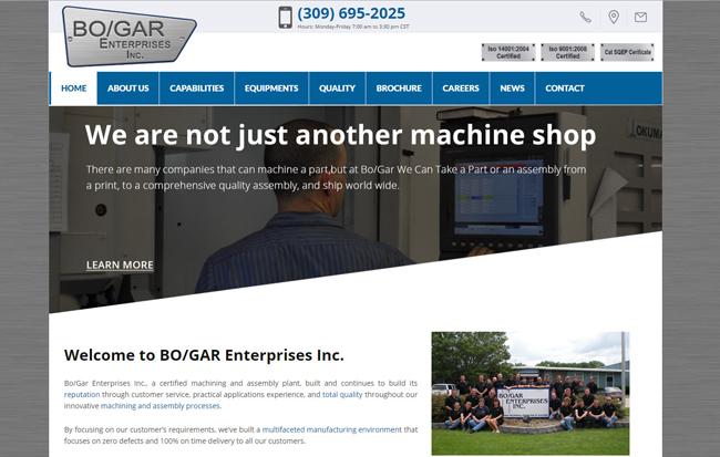 BWS Project - BoGar Enterprises