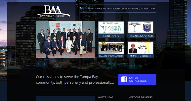 BWS Project - Bay Area Advisors