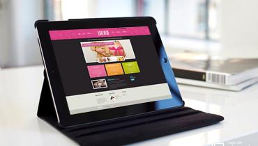 BrixTec Web Solutions Project - a WordPress Business Website - Babevida