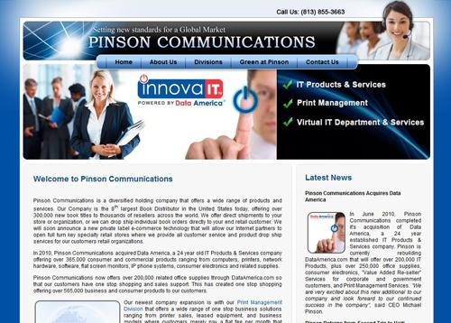 Pinson Communications