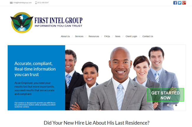 First Intelligence Group