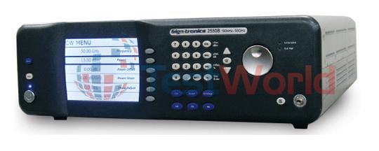 Gigatronics 2550B Microwave Signal Generator, 2 GHz - 50 GHz