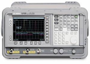 Keysight (Agilent/HP) E4411B ESA-L Spectrum Analyzer, 9 kHz to 1.5 GHz (75-ohm)