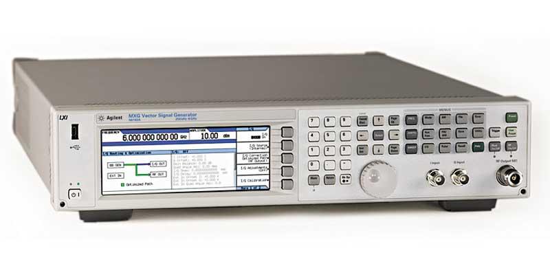 Keysight (Agilent) N5182A 100 kHz - 6 GHz Vector Signal Generator