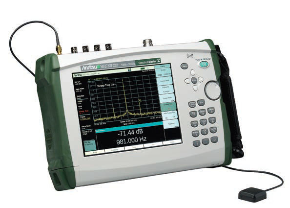Anritsu MS2720T Spectrum Master up to 43 GHz Spectrum Analyzer