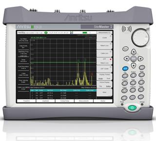 Anritsu S362E Site Master 6 GHz Cable, Antenna, & Spectrum Analyzer
