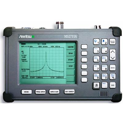 Anritsu (Wiltron) MS2711A Handheld Spectrum Analyzer
