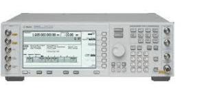 Agilent (HP) E4430B 1 GHz Digital RF Signal Generator, 35 MHz RF Modulation Bandwidth