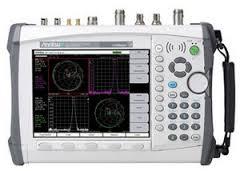 Anritsu MS2024B 500 kHz - 4 GHz Handheld VNA Maser for Field Maintenance Personnel