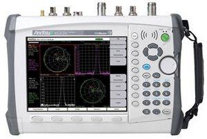 Anritsu MS2026C 5 kHz - 6 GHz Handheld Vector Network Analyzer (VNA)