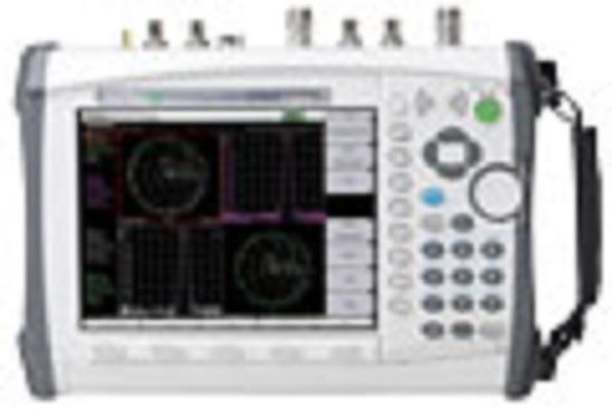 Anritsu MS2027C 5 kHz - 15 GHz Handheld Vector Network Analyzer (VNA)