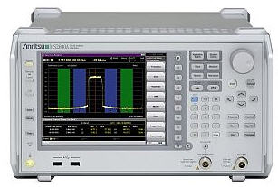 Anritsu MS2691A 13.5 GHz Signal Analyzer for General Purpose Manufacturing and Modulation R&D