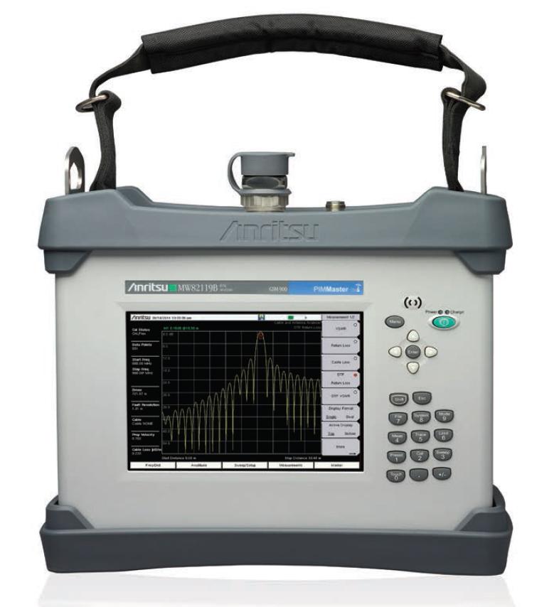 Anritsu MW82119B-0700, MW82119B-0850, MW82119B-0194 PIM Testers