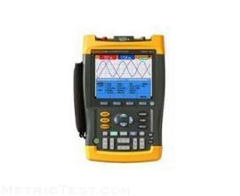 fluke-196c-3-100mhz-2ch-1gsas-scopemeter-color-display
