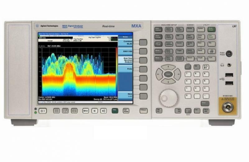 Keysight (Agilent) 26.5 GHz N9020A-RT1 Real-time Spectrum Analyzer
