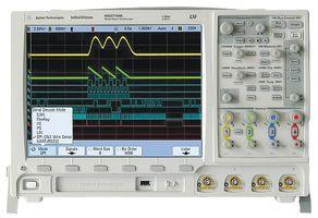 Keysight (Agilent) DSO7054B 500 MHz, 4 analog channels Oscilloscope