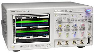 Keysight (Agilent) DSO8064A 600 MHz, 4 channels Oscilloscope