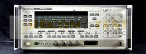 Keysight (Agilent/HP) 83622B Synthesized Swept-Signal Generator, 2 - 20 GHz