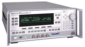 Keysight (Agilent/HP) 83640A Synthesized Sweeper, 10 MHz to 40 GHz