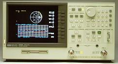 Keysight (Agilent/HP) 8753D Network Analyzer, 30 kHz to 3 GHz