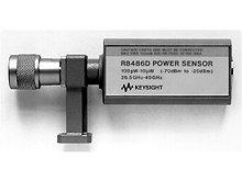 Keysight (Agilent/HP) R8486D Waveguide Power Sensor, 26.5 GHz - 40 GHz