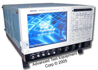 Tektronix TDS6804B Digital Storage 8 GHz 20 GS/s Oscilloscope