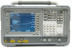 Keysight (Agilent) ESA-L1500A (E4411A) Portable Spectrum Analyzer