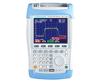 Rohde & Schwarz FSH6 6 GHz Handheld Spectrum Analyzer