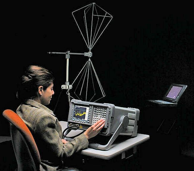 Agilent/HP 84115EM EMC Preproduction Evaluation System
