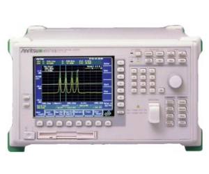 Used Anritsu MS9710B Optical Spectrum Analyzer (OSA) with 100 GHz Channel Spacing in C-Band