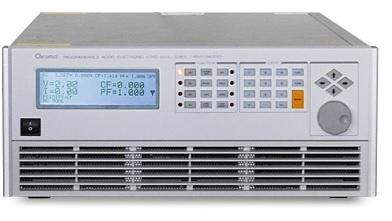 Chroma 63802 1,800 Watt AC&DC Programmable Electronic Load