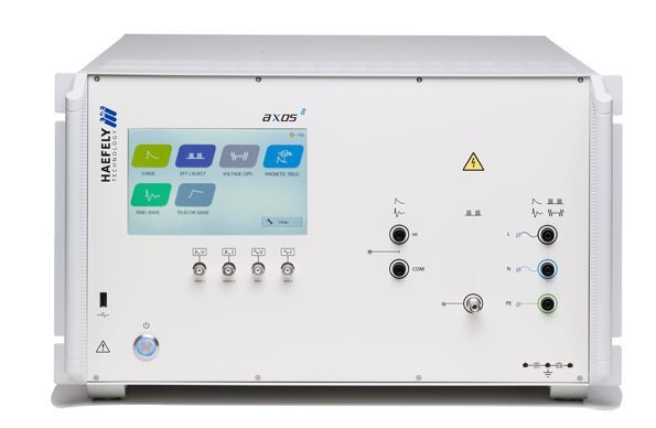 Haefely AXOS8 High Voltage EMC Surge Generator