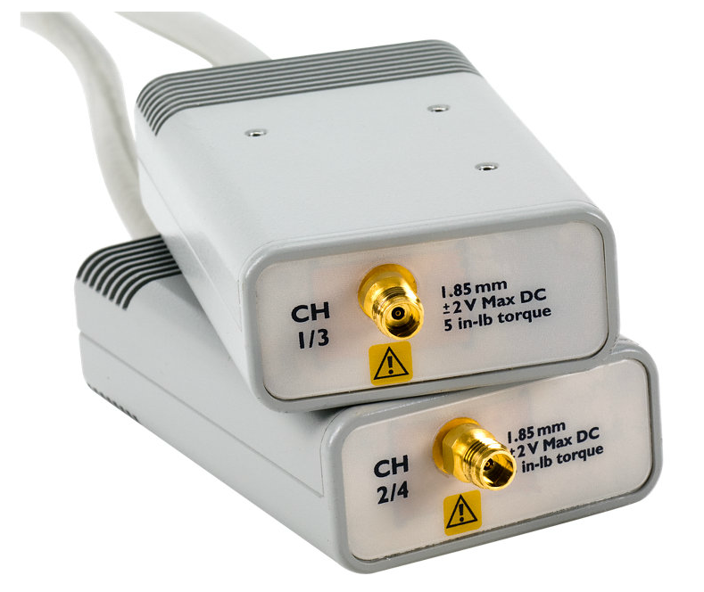 Keysight (Agilent) 86118A 70 GHz Dual Remote Sampling Head Oscilloscope