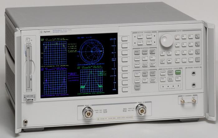 Keysight (Agilent/HP) 8753ES/ET RF Vector Network Analyzer, 30 kHz - 3/6 GHz