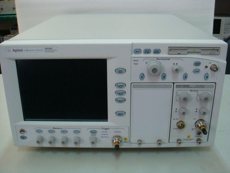 Keysight (Agilent) 86100C Infiniium DCA-J Wideband Oscilloscope Mainframe